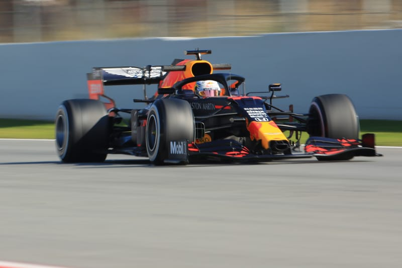 Productive final day of testing for Red Bull in Spain - The Checkered Flag