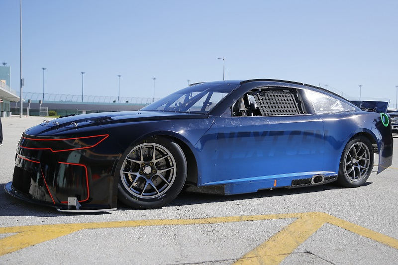 NASCAR Next Gen car delayed to 2022 - The Checkered Flag