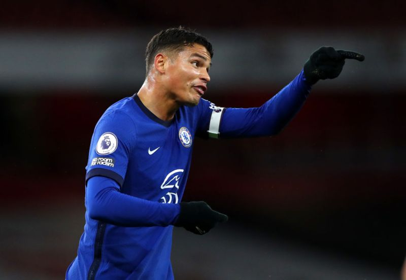 Thiago Silva will reportedly have Chelsea contract talks in the coming weeks - The Chelsea Chronicle