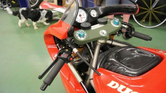 1994 Ducati Supermono Dash