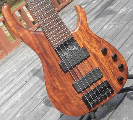 Modulus 6 String Bass
