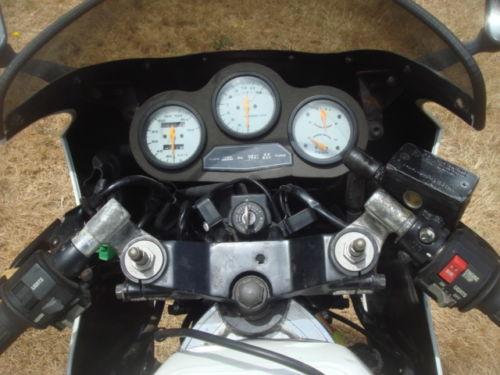 1986 Suzuki RG250 Dash