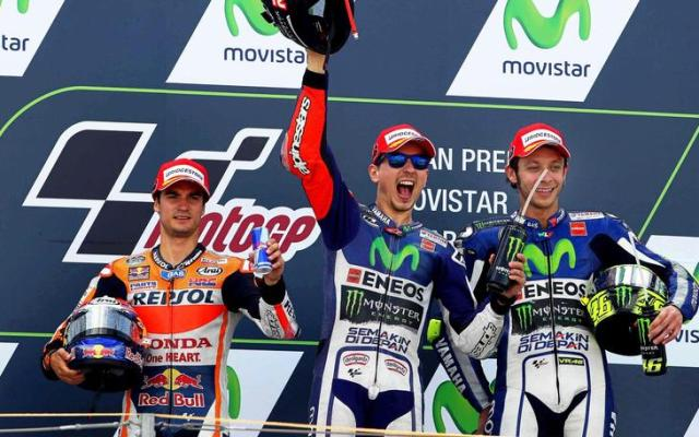 Will The Smartest Win Moto GP?