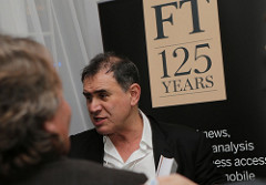 Nouriel Roubini photo