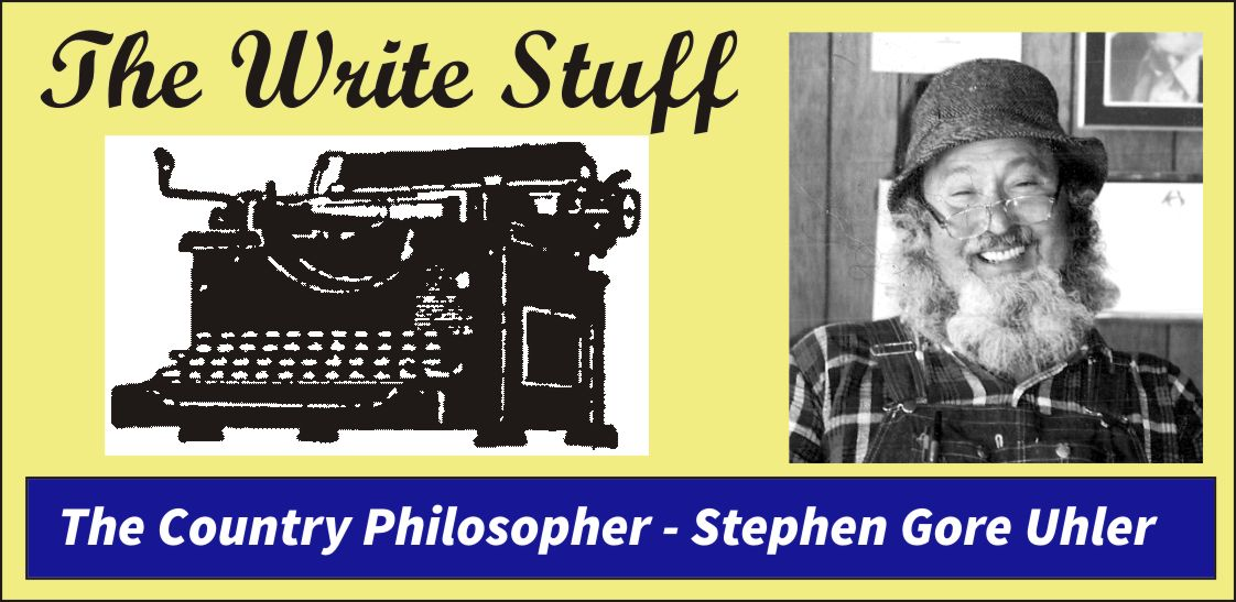 THE COUNTRY PHILOSOPHER: A Poet, a Piper, a Pawn and a King