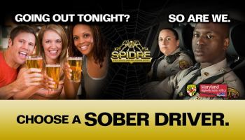 DWI HIT PARADE: Maryland State Police DUI arrests for May 2018