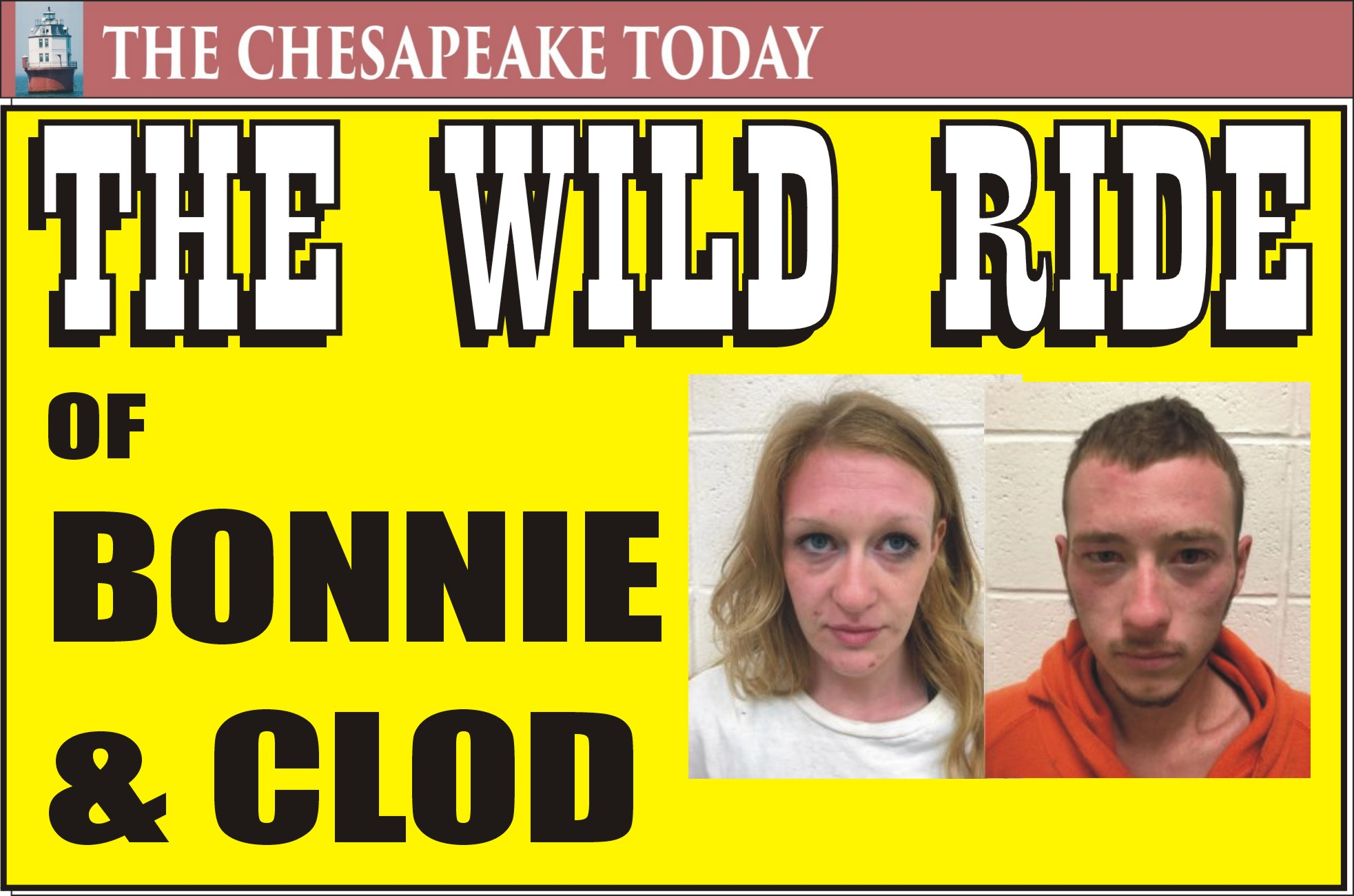 BONNIE AND CLOD'S GREAT ATV ADVENTURE: K9s Wade & Max sniffed out miscreants from bushes
