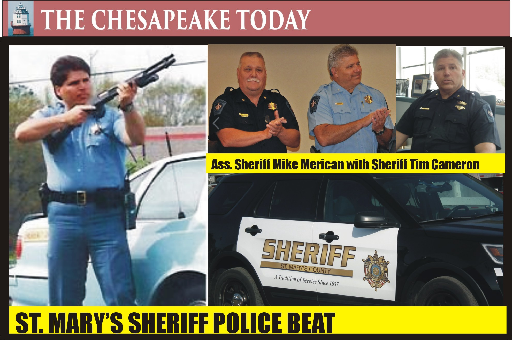 HELL ON WHEELS: Screech & Peel at Charlotte Hall Park n Ride busted up by St. Mary's Deputies