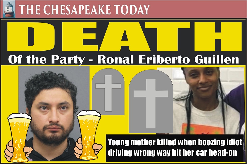 DWI HIT PARADE: Ronal Eriberto Guillen charged with aggravated DUI manslaughter for killing Lataja Wilkins
