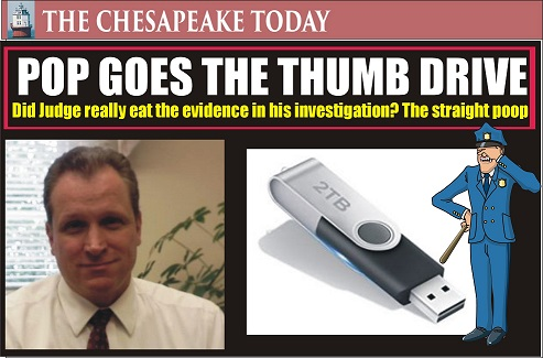 WHEN MARYLAND OFFICIALS DISAPPEAR: Cecil County prosecutor went to the beach and then to jail; Chief Clerk for Court of Special Appeals disbarred after convicted for child porn but still hasn't made it on the sex offender registry; top Hogan official vanished until he was indicted for using state computers for child porn; now Circuit Court Judge Jonathan Newell suddenly takes leave without explanation as cops surrounded his home at 5 am