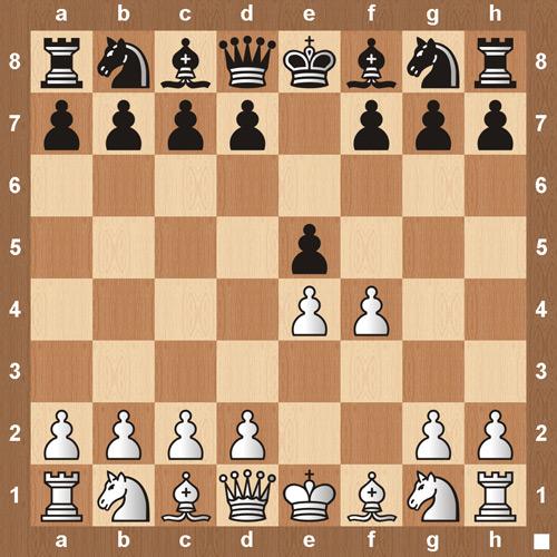 kings gambit opening