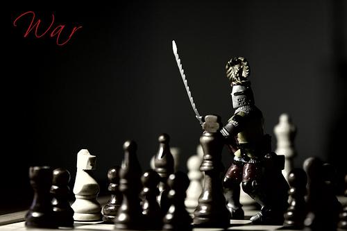 chess war