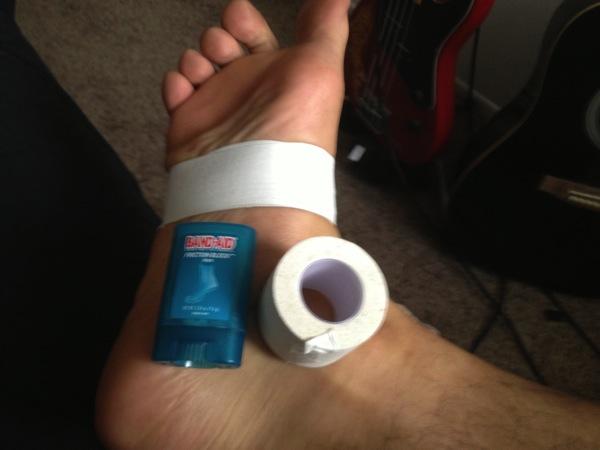 My Blister Prevention Solution