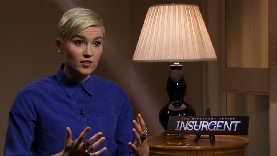 Veronica Roth: Insurgent