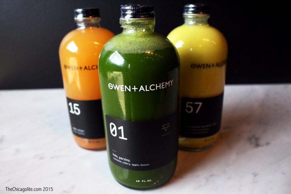 Owen + Alchemy