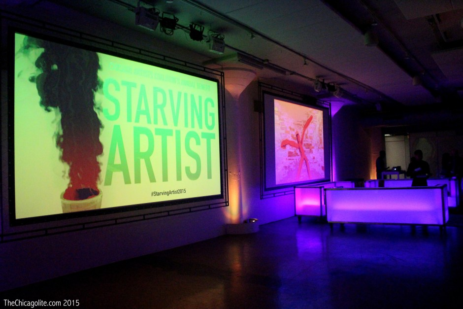 Chicago Artist Coalition: Starving Artist