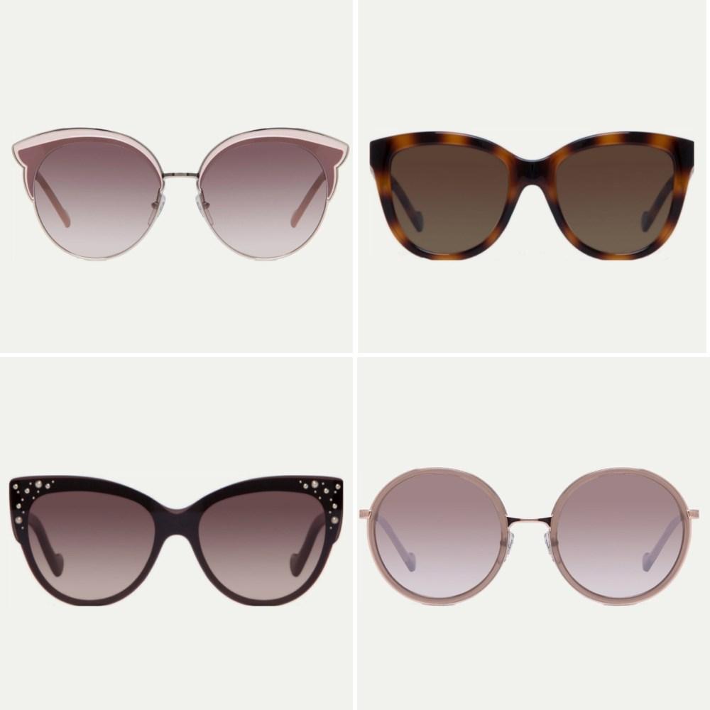 Collezione eyewear PE2018