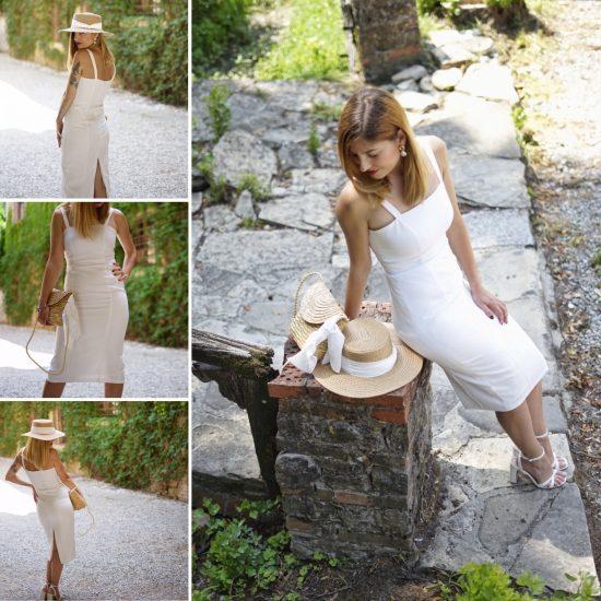 Lili White modello DANIELA