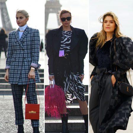 stampa a quadri animali stampe geometriche fashion week The Chic Jam