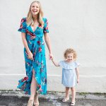 Mommy And Me Style: The Perfect Dresses For Spring And Summer