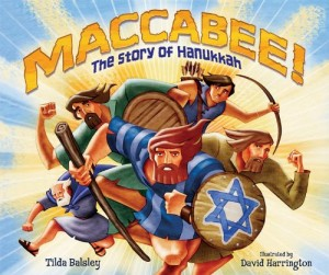 Book Cover for Maccabee! The Story of Hanukkah