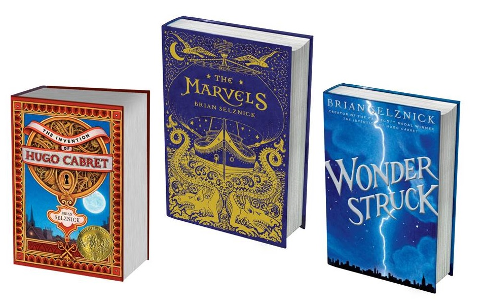 A Brian Selznick Prize Pack: Includes The Marvels : The ...
