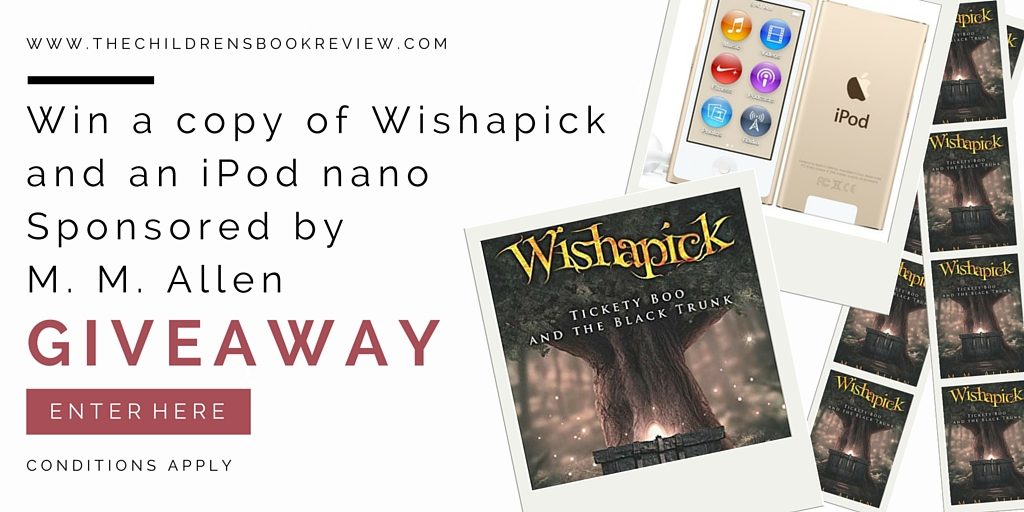 Win Wishapick_ Tickety Boo and the Black Trunk and an iPod Nano