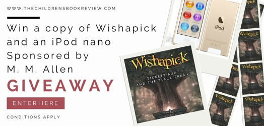 Win Wishapick_ Tickety Boo and the Black Trunk and an iPod Nano