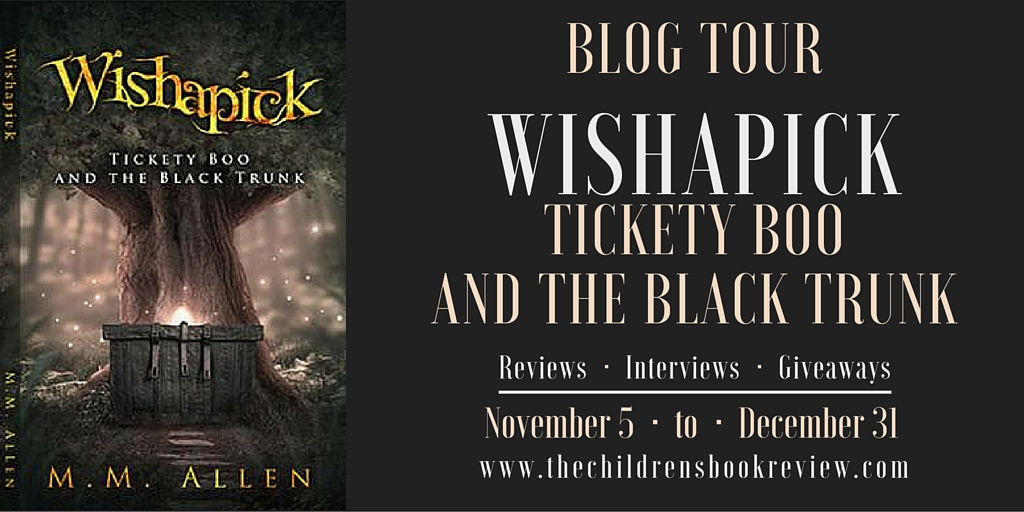 Wishapick Blog Tour Header Image