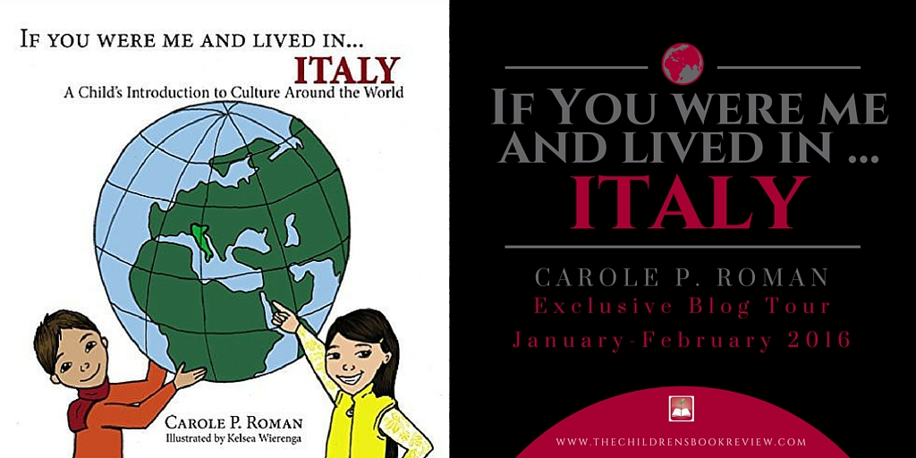 If You Were Me and Lived in Italy Blog Tour Header