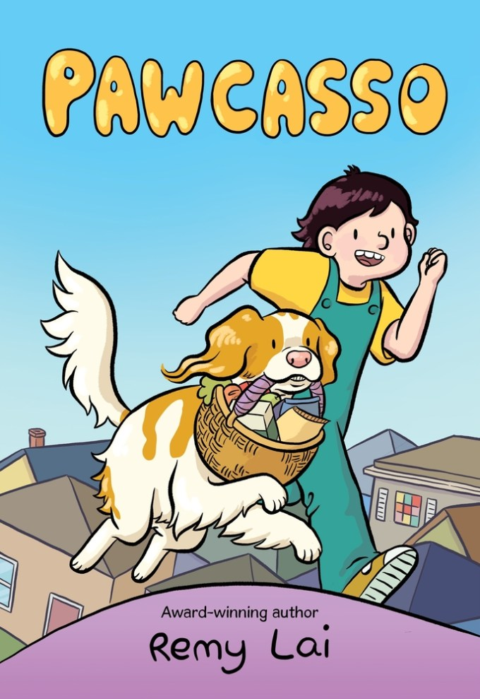 Book: Pawcasso by Remy Lai