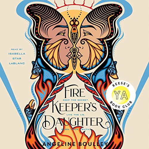 Fire Keepers Daughter: Audiobook Cover