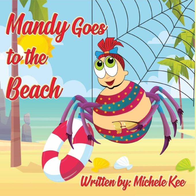 Mandy Goes to the Beach