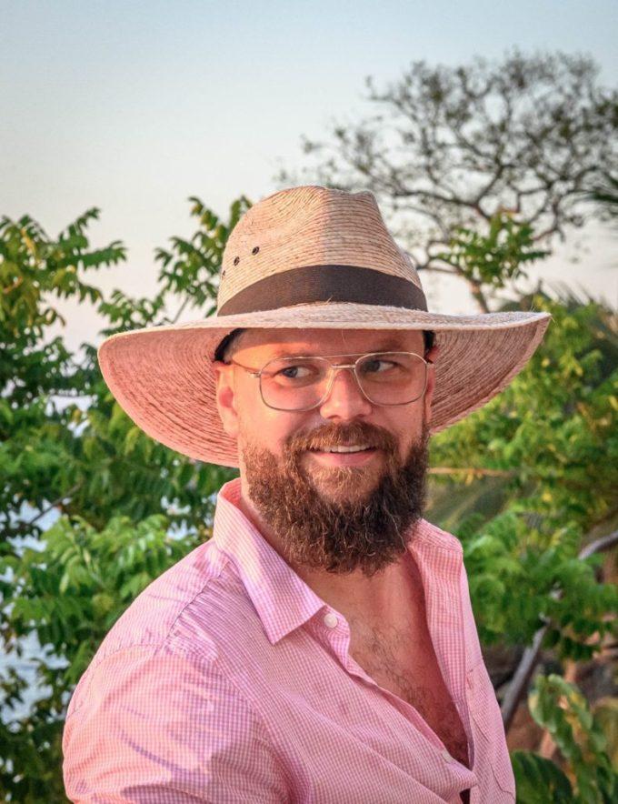 Gregory Bauer Author Headshot