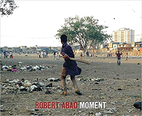 Moment: book Cover