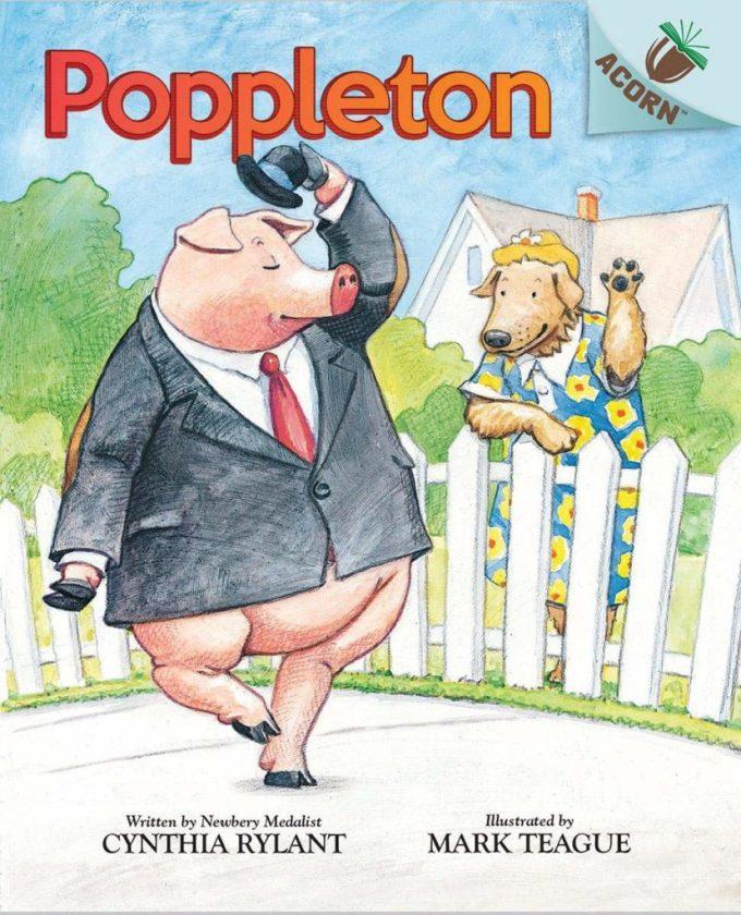 Poppleton Book Cover