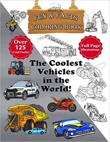 The Coolest Vehicles in the World