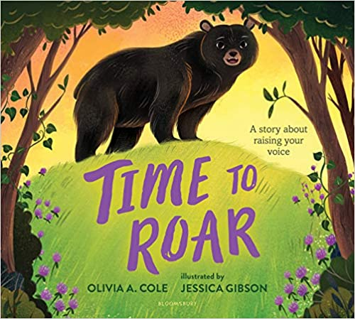 Time to Roar Book Cover