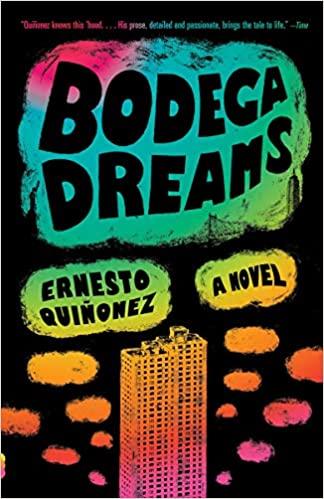 Bodega Dreams: Book Cover