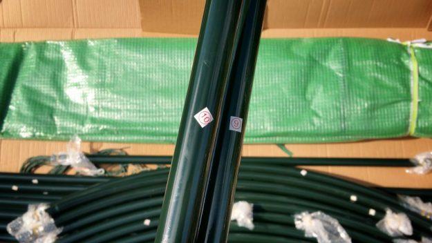 Gardman 08732 metal poles
