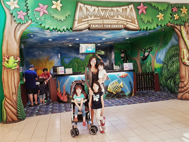 We Went To Amazonia Indoor Playground + Tickets Giveaway!