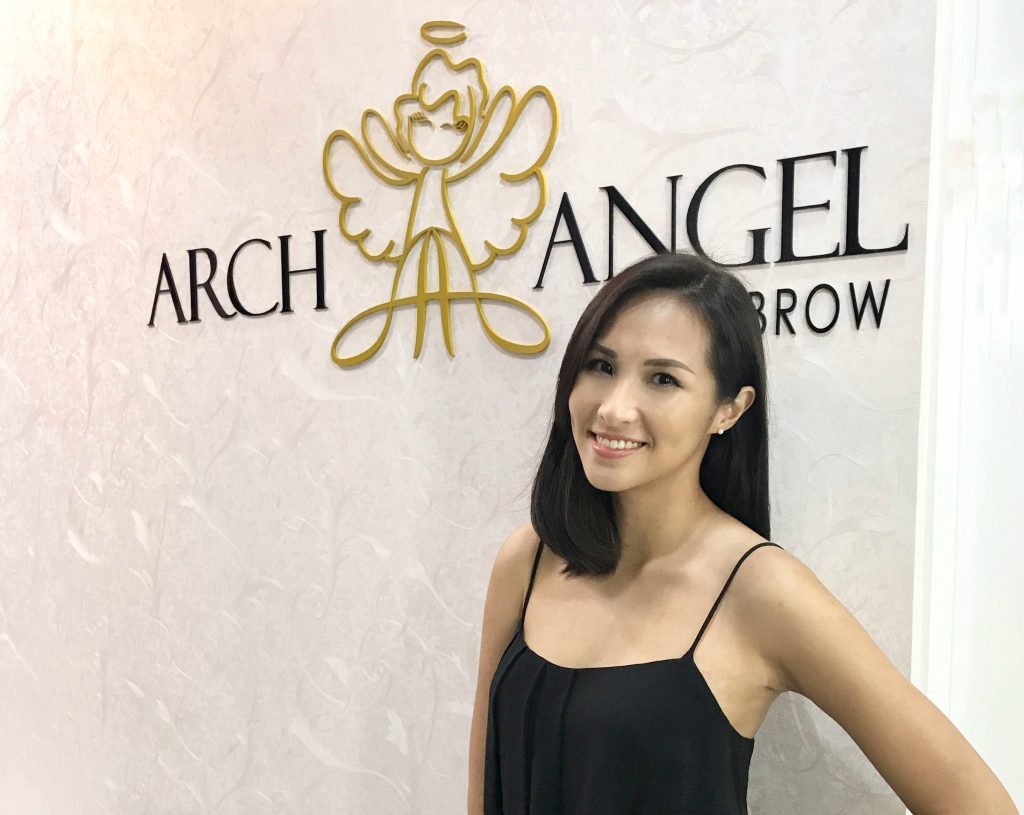 arch angel brow review