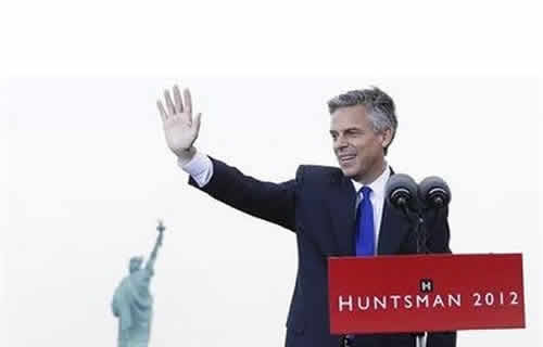 Jon Huntsman: Candidate for the Republican Nomination