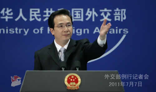 Beijing Asks Washington Not to Meddle in Tibet Issue