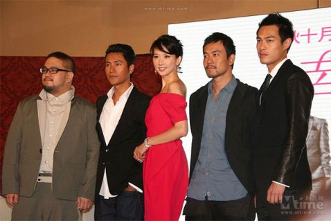 Another Poor Film for Model-turned-Actress Lin?