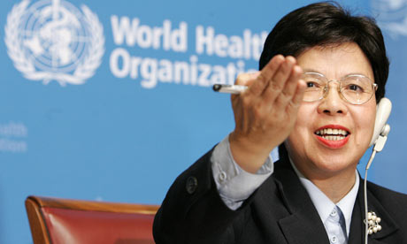 Margaret Chan will continue to lead WHO