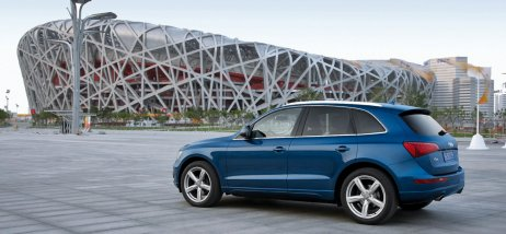 Audi plans to double sales network in China