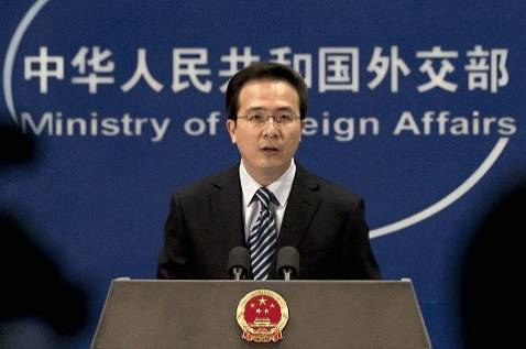 China reiterated its support for Iran's right to enrich uranium