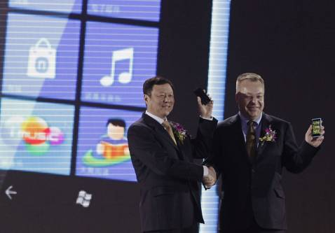 Nokia to launch new smartphones in China