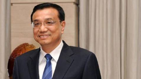 Li Keqiang arrives in Russia for official visit